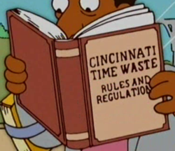 Cincinnati Time Waste