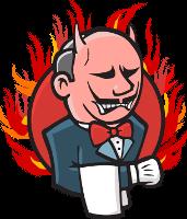 Devil Jenkins!